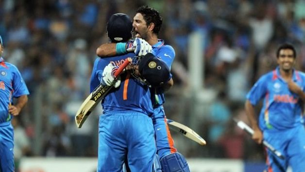 Ms Dhoni Reveals Why He Batted Ahead Of Yuvraj Singh In The Icc World Cup 2011 Final Cricket Country