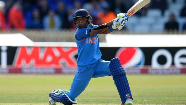Harmanpreet Kaur is India's top-ranked player in T20Is at sixth.