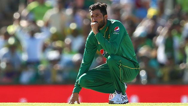 Junaid Khan World Cup