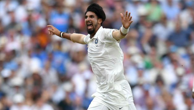 Ishant Sharma's bowling in England this summer was proof of his development.