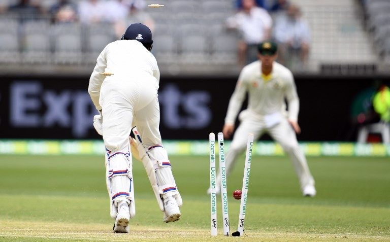 Rahul was unlucky to have been at the receiving end of a ripper from Hazlewood in the first innings.
