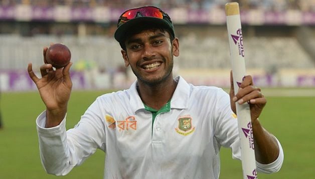 Steve Rhodes has hailed Mehidy Hasan Miraz for his all-round skills.