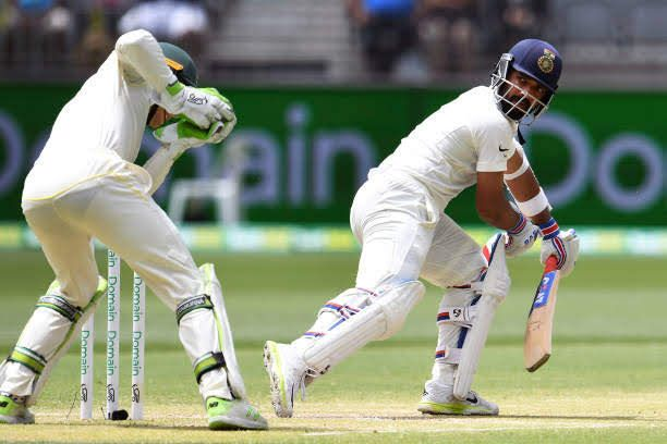 Seven innings, two fifties: It was another disappointing series for Ajinkya Rahane.
