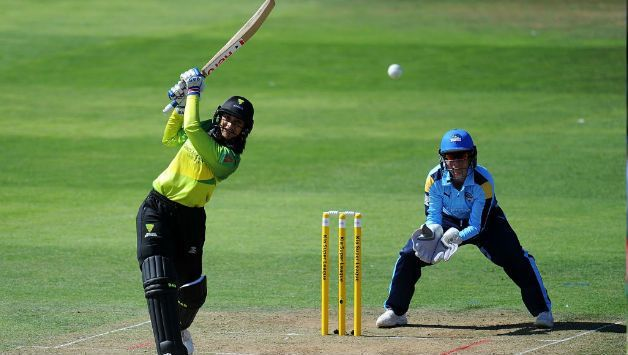 Mandhana stormed her way to the top of the Kia Super League run table.