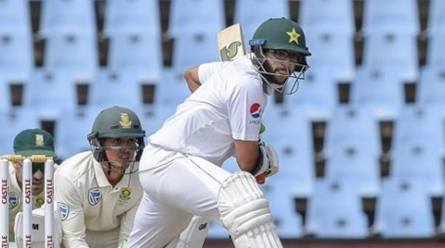 Imam ul Haq takes Pakistan into lead against South Africa - Cricket