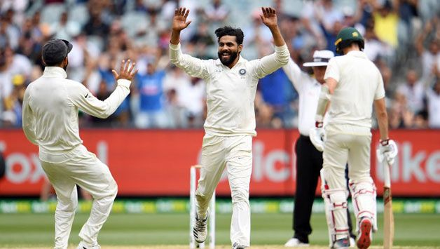 The replacement killer: Ravindra Jadeja stepped up in R Ashwin's absence.
