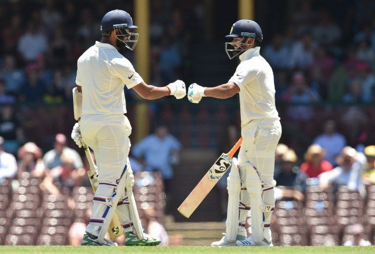 Cheteshwar Pujara and Rishabh Pant ticked off milestones during their SCG hundreds.