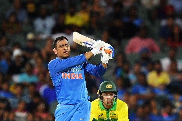 Dhoni can still hit sixes, but not as frequently as earlier.