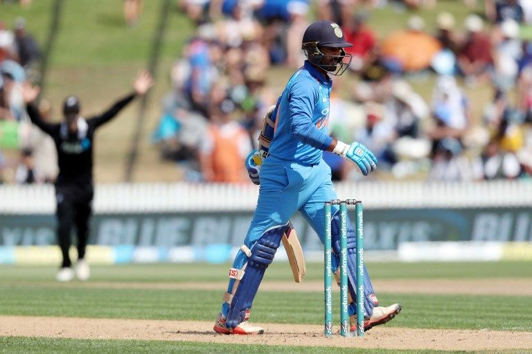 Dinesh Karthik's chances of getting regular playing time after the World Cup appear slim