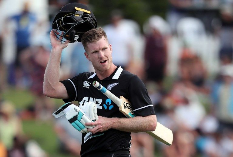Jimmy Neesham is back from injury.