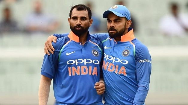 Mohammed Shami could become Kohli's go-to pace bowler at the World Cup.