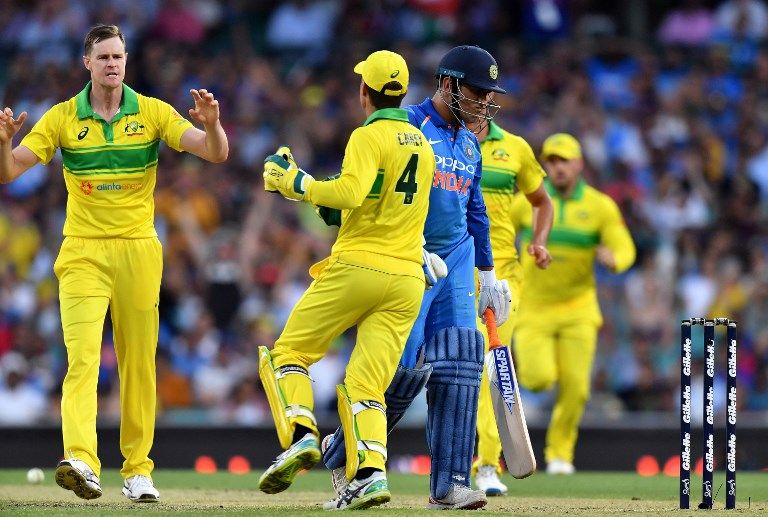 Kohli felt that MS Dhoni's dismissal for 51 was a major turning point in India's loss.