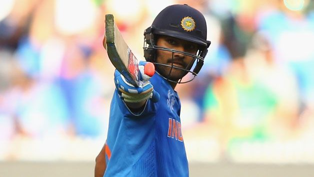 India have relied heavily on Rohit Sharma over the past four years.