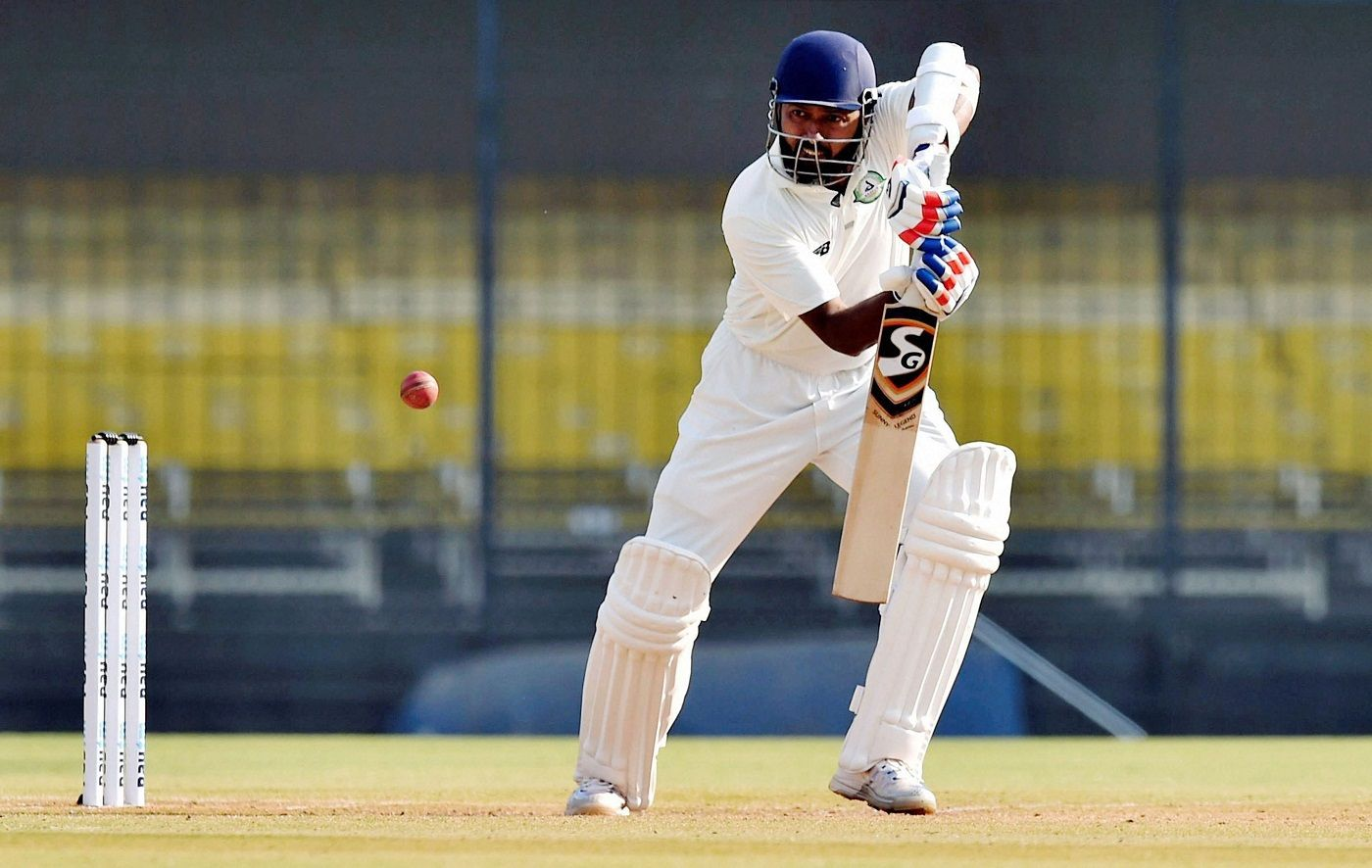 Wasim Jaffer continues to churn out runs well past 40.