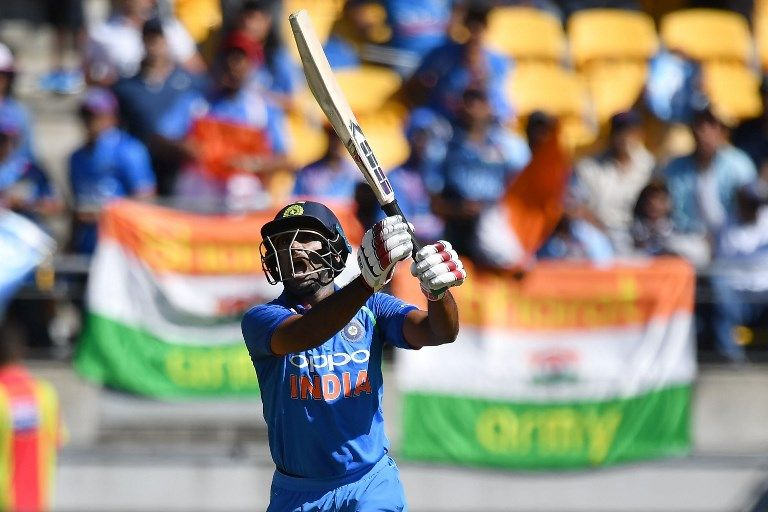 Ambati Rayudu's 90 off 113 balls contained four sixes.