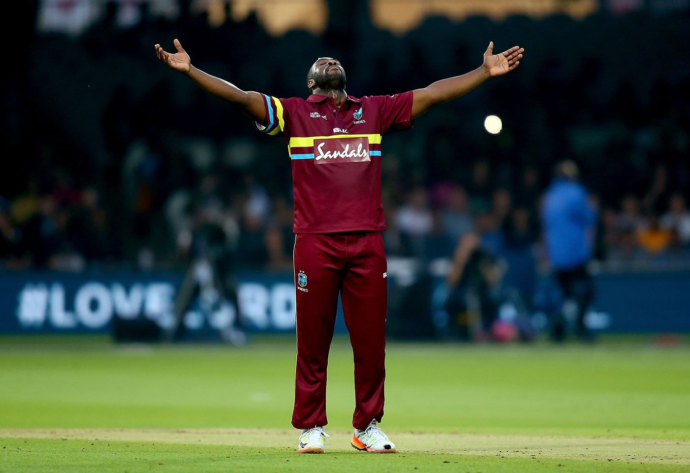 Andre Russell's stop-start West Indies career has been revived.
