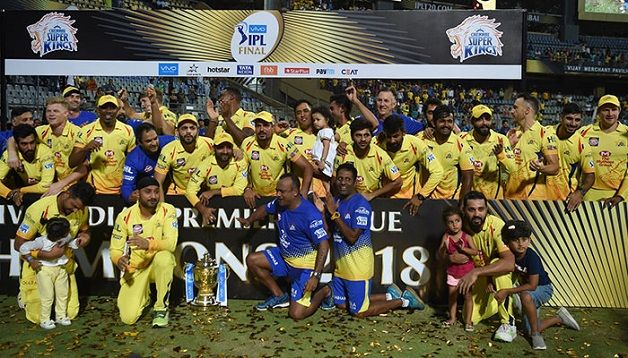 Back after a two-year gap and playing almost all of their 'home' games away from home, CSK defied the odds in 2018.