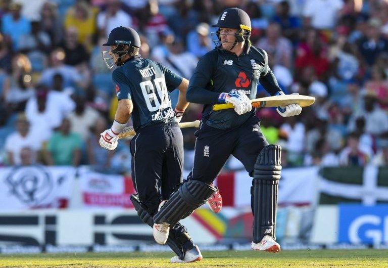 Joe Root and Jason Roy put on 114.