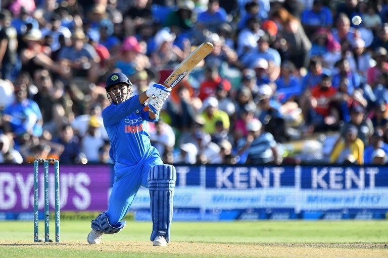 Is MS Dhoni's ODI form in 2019 a good sign for India?