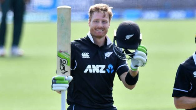 Martin Guptill returned to form with successive hundreds against Bangladesh.