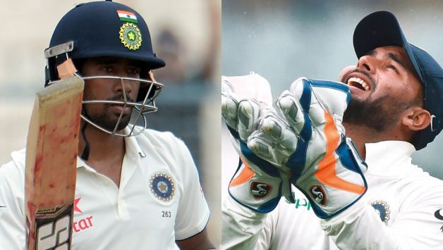 Don't consider Rishabh Pant as my competitor, says Wriddhiman Saha -  Cricket Country