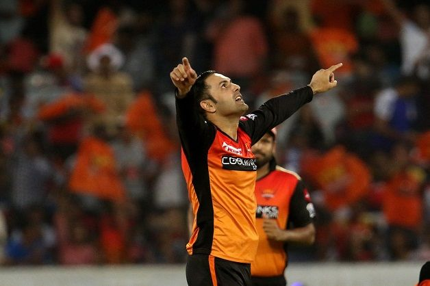 In Hyderabad's last game, Mohammad Nabi took 4/11.