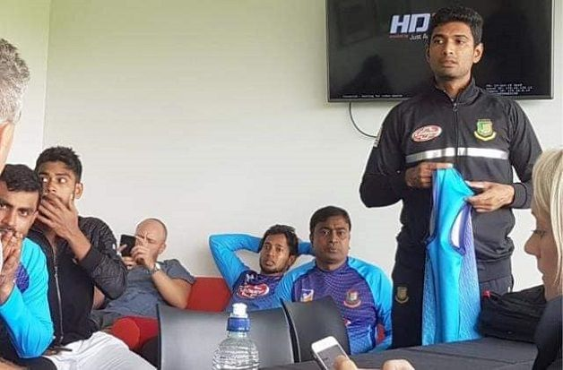 Christchurch Attack Photo: Christchurch Attack: Bangladesh Cricketers To Only Travel