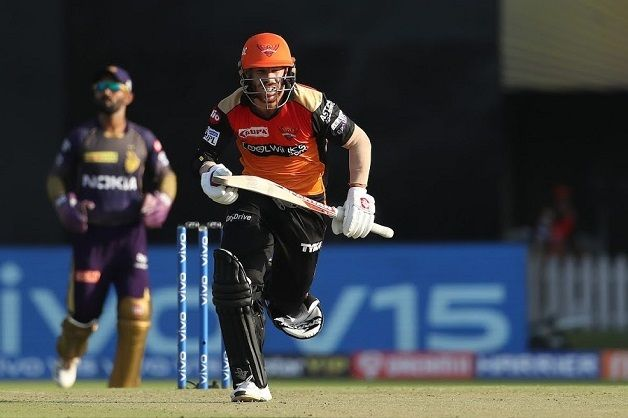 David Warner returned to the IPL last week for Sunrisers Hyderabad