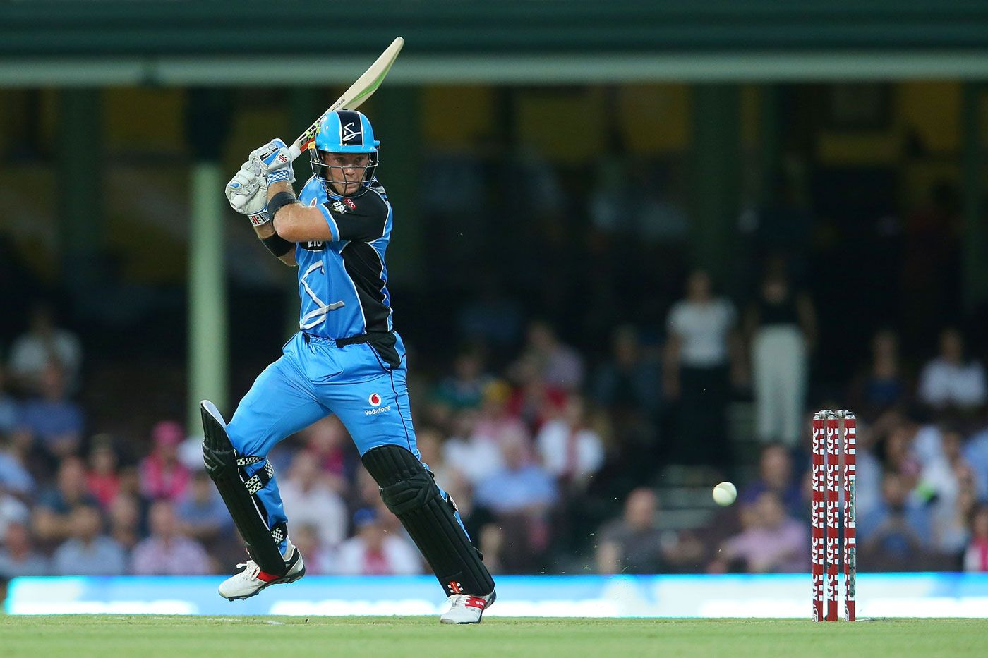 Colin Ingram has taken his skills on the road, from league to league.