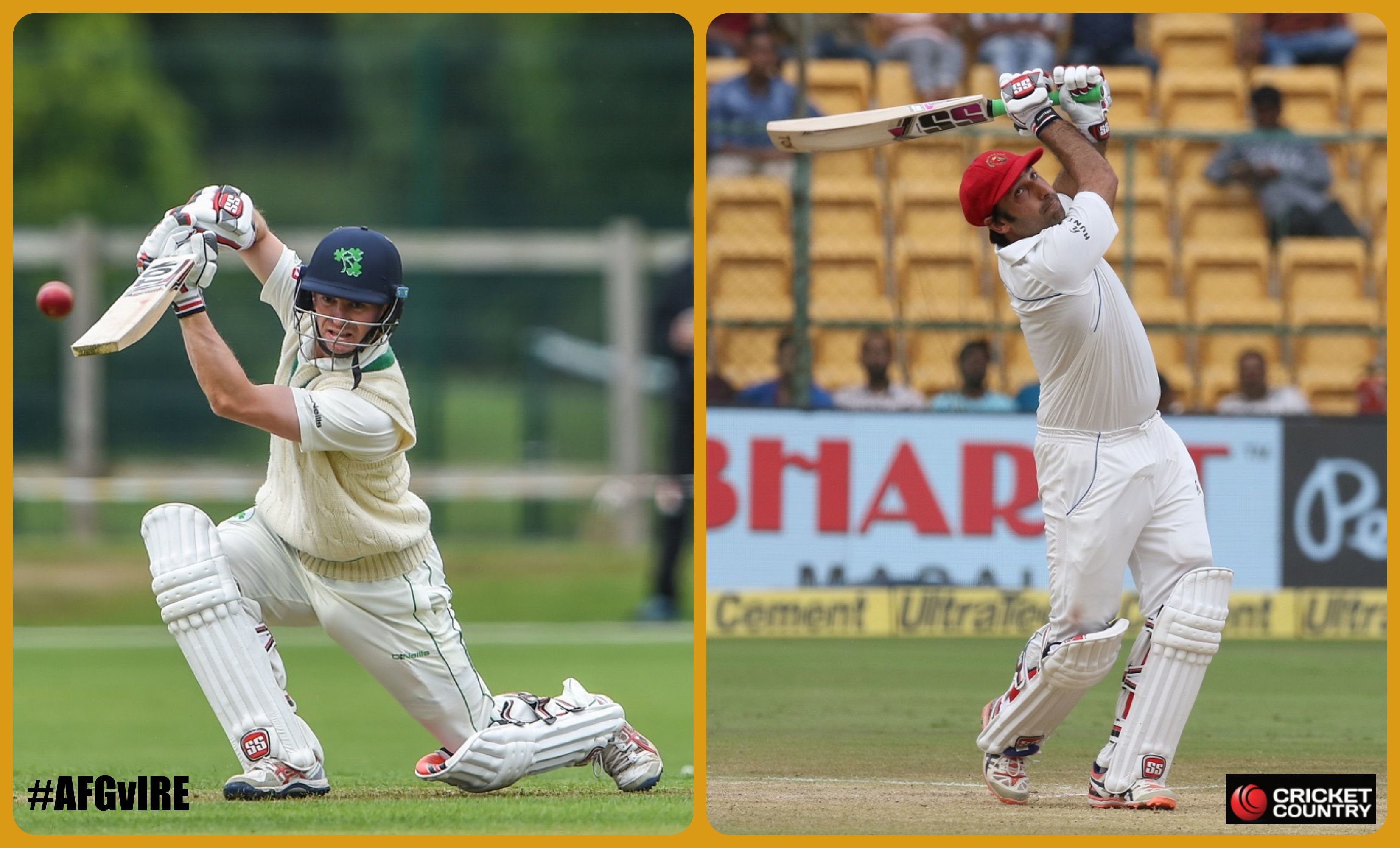 Ireland Vs Afghanistan: One-off Test: Afghanistan And Ireland Chase Historic