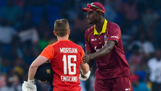 A bit disappointed but overall I'm pleased: Jason Holder
