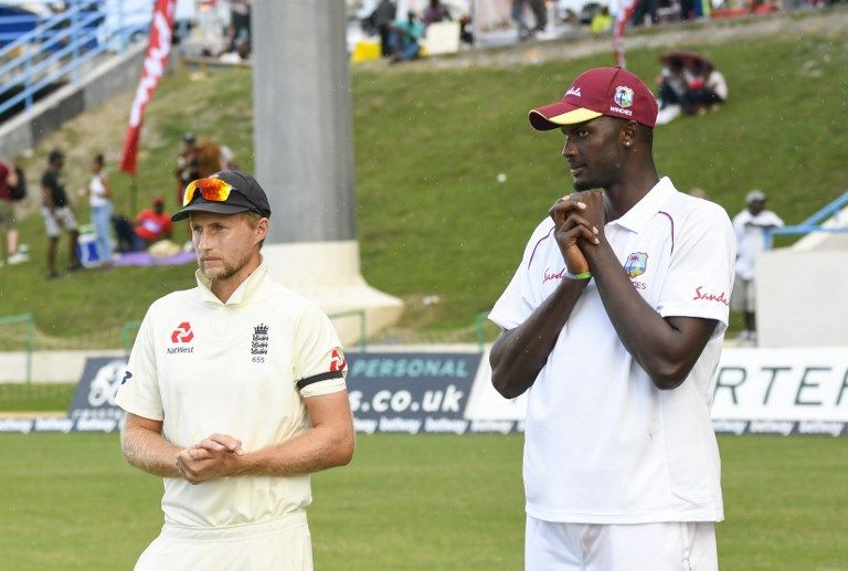 England suffered a Test series defeat in the West Indies.