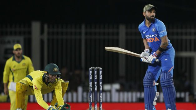 Virat Kohli has to bat at No 3 if India are to win the World Cup