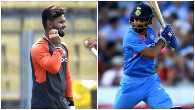 Rishabh Pant and KL Rahul have a lot to prove in India's final ODI before the World Cup.