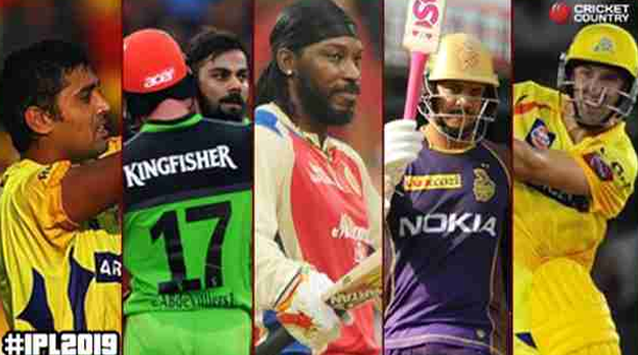 IPL 2019: Highest team totals in the history of IPL