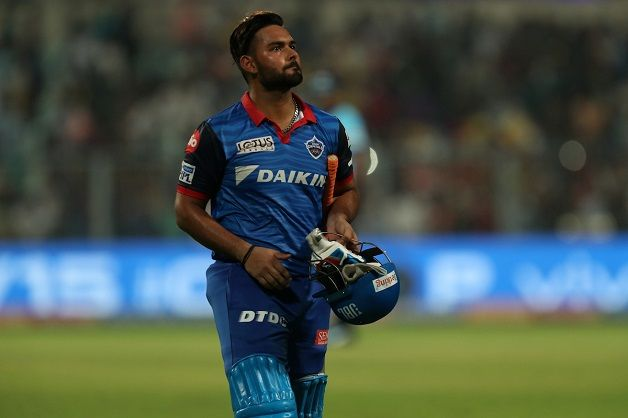 Rishabh Pant India World Cup squad