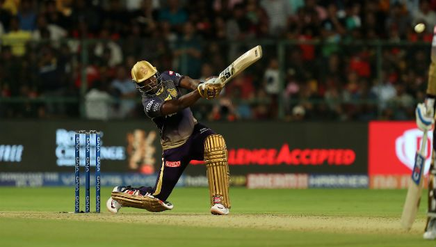 Andre Russell KKR stats IPL 2019