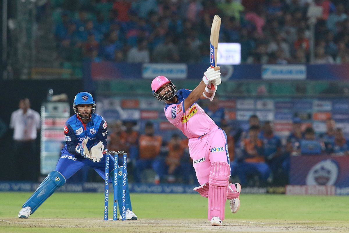Latest updates, RR vs DC: Rahane smashes 32-ball 50, Royals 150/2 at second strategic time-out