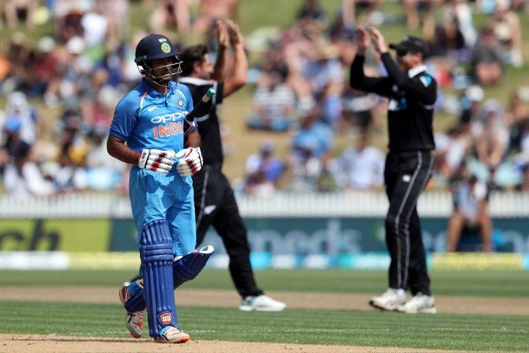 Ambati Rayudu dropped for World Cup