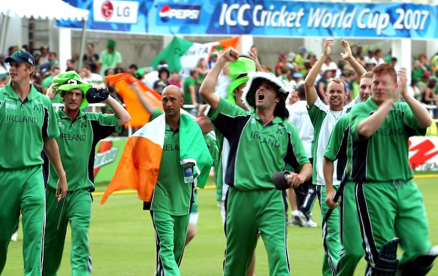 World Cup Countdown: Ireland eliminate Pakistan on St Patrick's Day