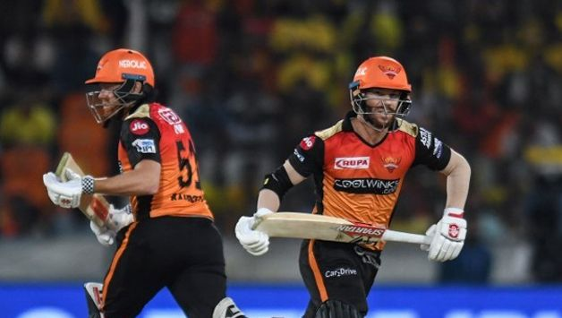 Bairstow and I complement each other really well: Warner