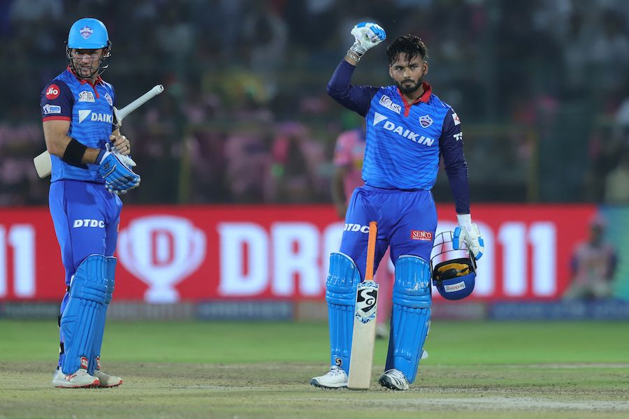 IPL 2019 results: Points table standings – updated after RR vs DC match