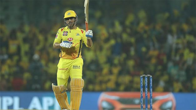MS Dhoni finished CSK's innings with a hat-trick of sixes off Jaydev Unadka