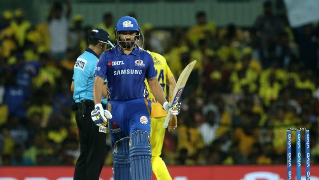 CSK vs MI Live: 2nd strategic time-out update – Rohit Sharma fifty takes Mumbai Indians to 103/3 in 14 overs