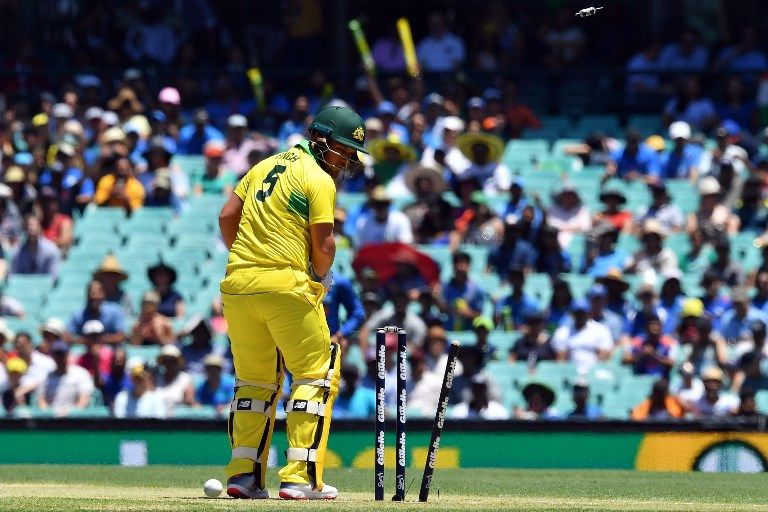 'Huge anxiety': Aaron Finch on World Cup fear