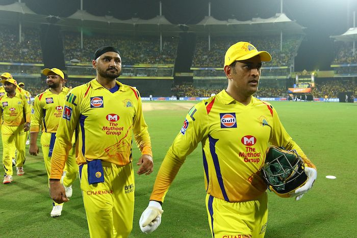 IPL 2019 points table latest standings