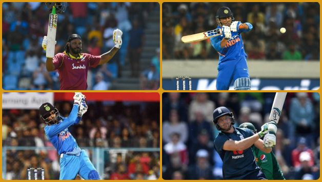 Cricket World Cup 2019: From Gayle to Buttler and Dhoni to Pandya, here are the ten power hitters who can set the stage on fire