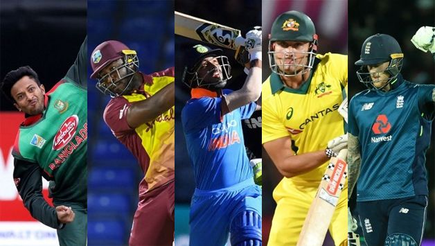 ICC World Cup 2019: The five allrounders expected to set the stage on fire