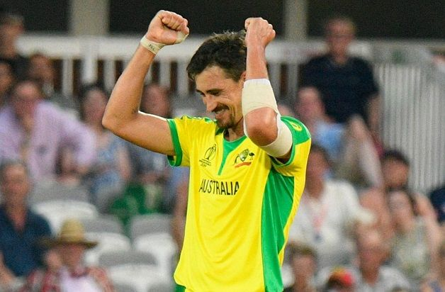 Mitchell Starc 5/26 Lords