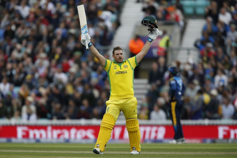 Aaron Finch World Cup